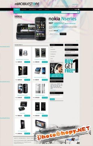 Mobile - EMTheme Premium Magento Theme