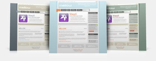 Yootheme Mellow v5.5.4 for Wordpress - RETAIL