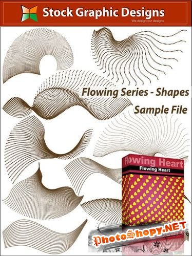 "����� ������ � ��������� ����������� ""Flowing Series Shapes"""