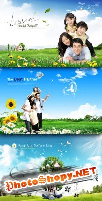 Sources - A day with family