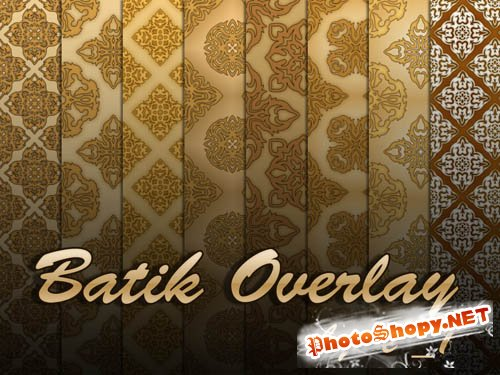 batik indonesia pattern