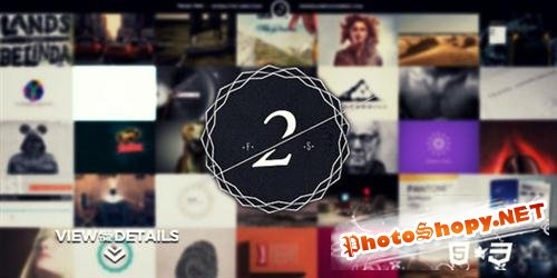 ThemeForest - Folio Two - Portfolio for creative professionals - Rip