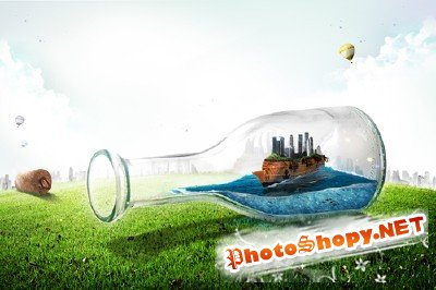 Sources - Ship in a Bottle