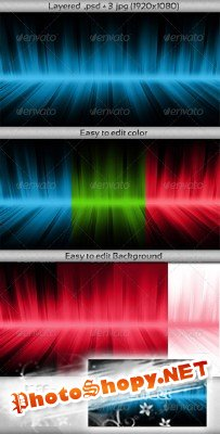 Flash Stage - GraphicRiver