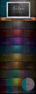 60 Retro Stripe Grunge Backgrounds - GraphicRiver