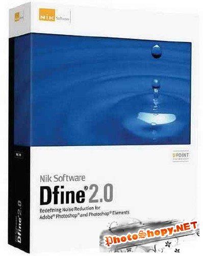 NikSoftware Dfine 2.107