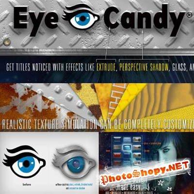 Alien Skin Eye Candy 6.1.0 (6.5.8)