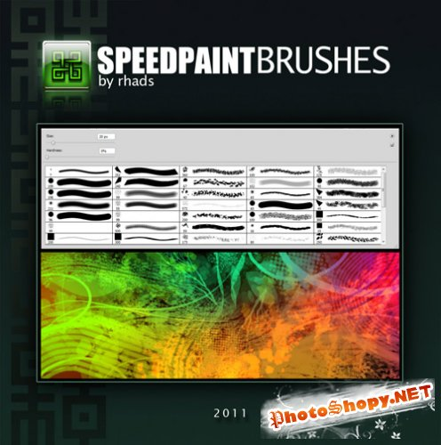 Speedpaint brushes