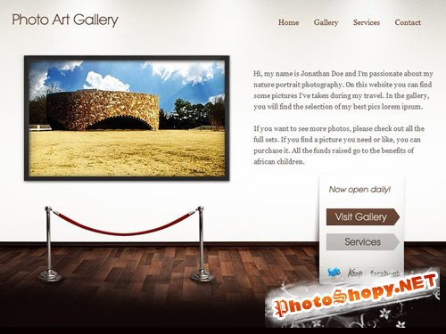 ThemeFuse Art Gallery Developer Theme v1.0.23 for Wordpress 3.x