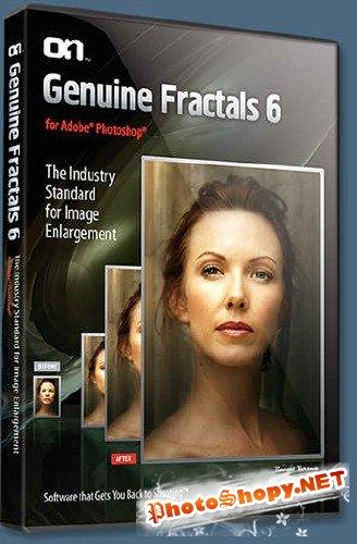 OnOne Genuine Fractals 6.0.8