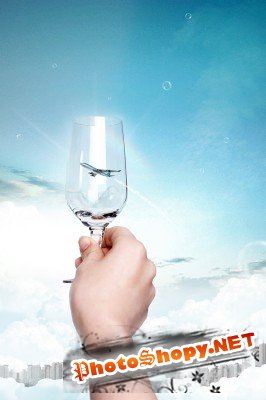 Sources - A glass of opportunities
