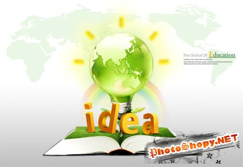 The idea of ??PSD source