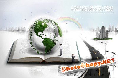 Sources - The World in a book