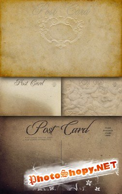 Post Card Set