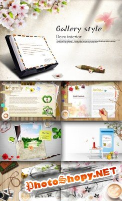 Collection source PSD Pack # 4