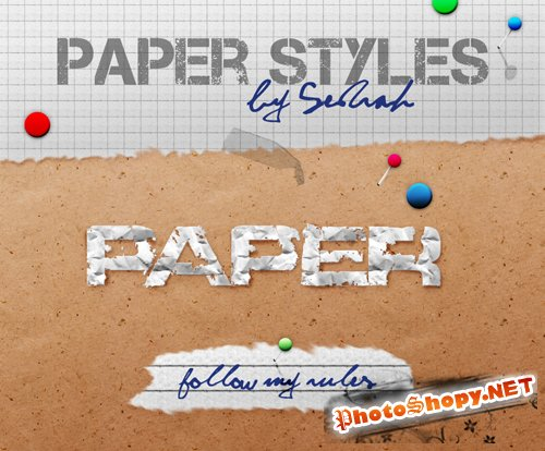 Paper Styles