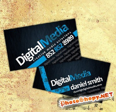 Business Card 2  GraphicRiver