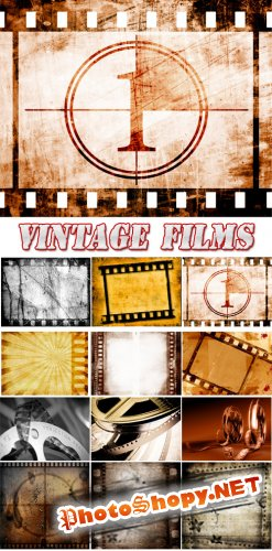 Vintage films Backgrounds