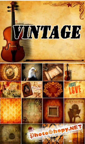 Vintage textures Collections