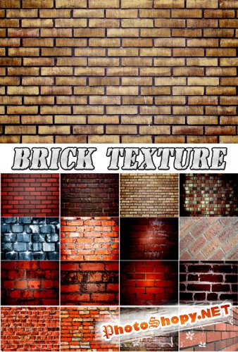 Brick textures Collection Vol.2