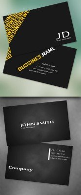 Business Card # 4