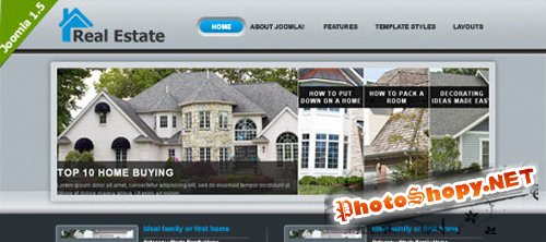 VTEM Real Estate Joomla 1.5