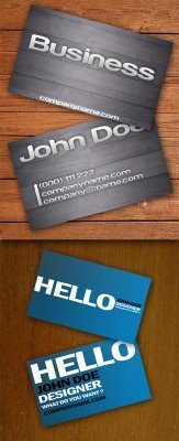 Business Card # 6