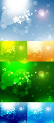 Web 20 background pack