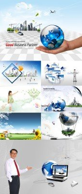 PSD source collection 2011 pack # 17