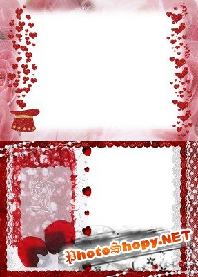 Photo Frame - Love