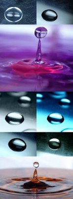 Texture - Water Backgrounds