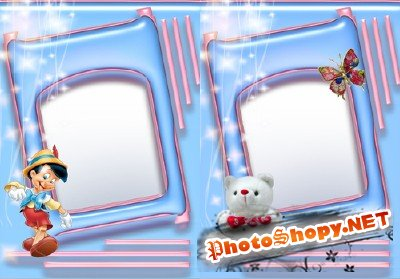 Photo Frame - Pinocchio