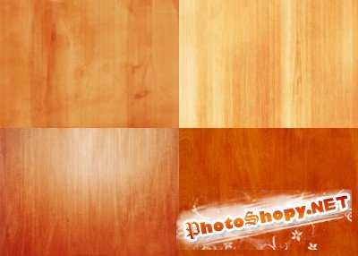 A set of wooden texture # 15