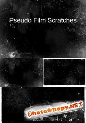 Pseudo Film Scratches