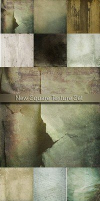 New Square Texture Set