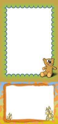 Photo Frame - Funny Toys