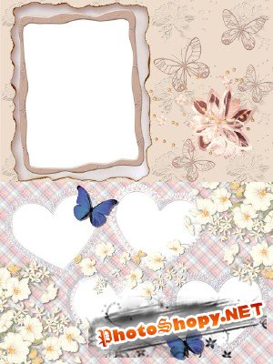Photo Frame - Spring tenderness