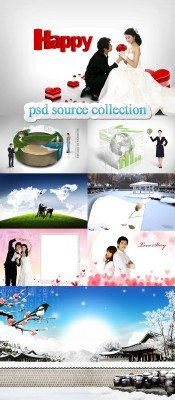 PSD source collection 2011 pack # 31