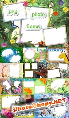 Frame Collection No. 18