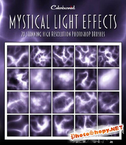 Mystical Effects Brushes