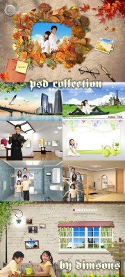 PSD source collection 2011 pack # 38