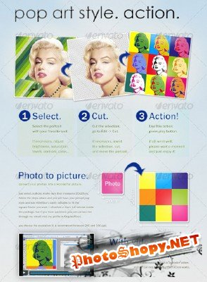 Pop art style - GraphicRiver