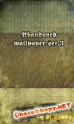 Abandoned Wallpaper Set 3