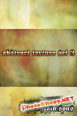 Abstract Texture Set 3