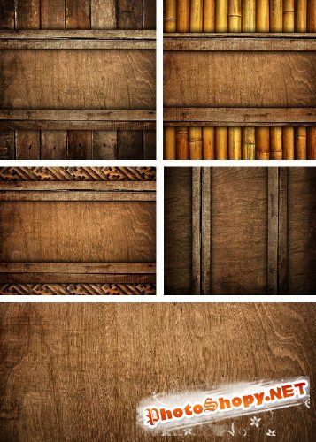 ���������� ���� - ������� | Old Wood Backgrounds