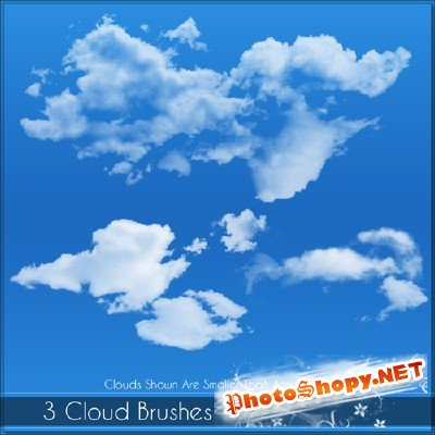 Clouds Brush Pack
