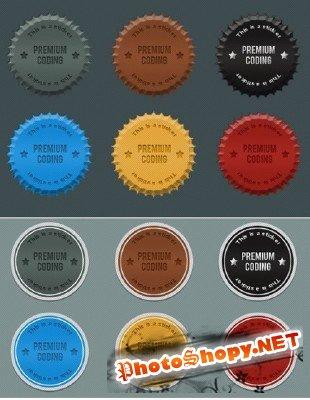 12 Custom Design Sticker