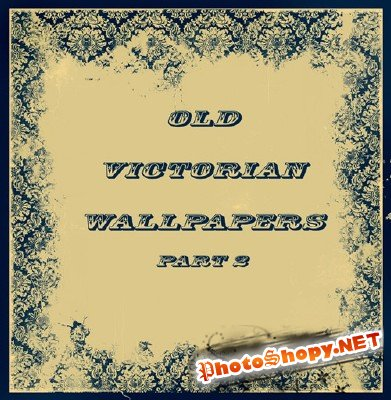 Victorian wallpapers part 2