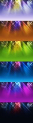 Abstract backgrounds celestial dust