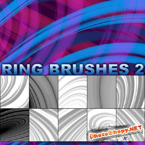 brushes-rings